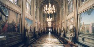 How To Get Into The Houses Of Parliament For Free