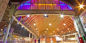 If you thought Paddington was just a train station, think again.