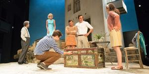 Sunset At The Villa Thalia Reviewed: Greek Tragedy Made Fun