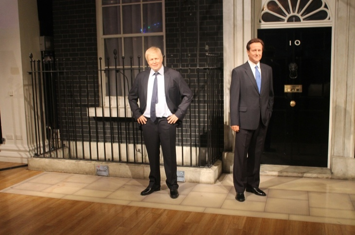 Is David Cameron's Waxwork Going To Be Melted Down?