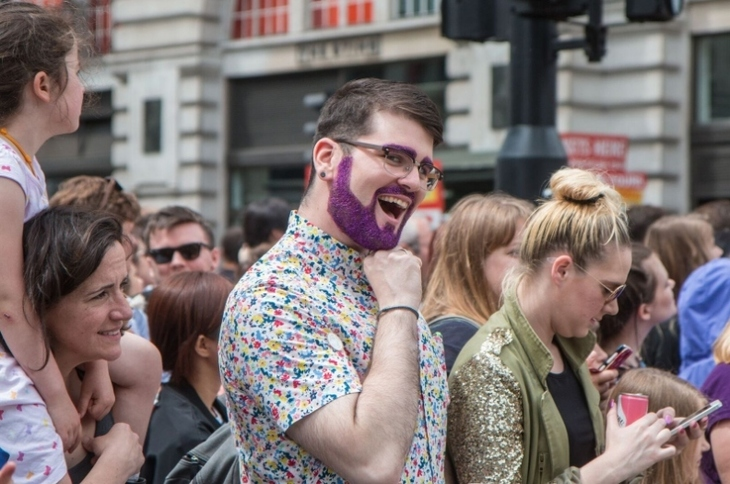 Pride In London 2016: In Photos