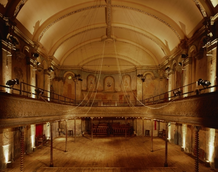 Wilton's Music Hall Among RIBA Architecture Prize Winners