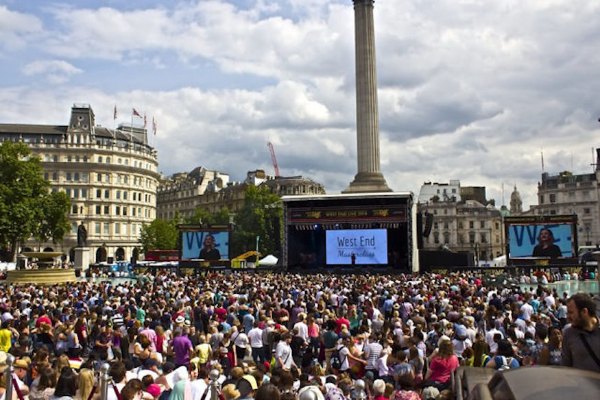 West End Live Is Back This Weekend