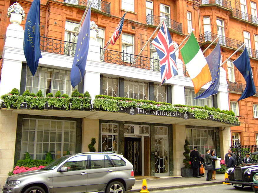 10 Things You Probably Didn't Know About Claridge's
