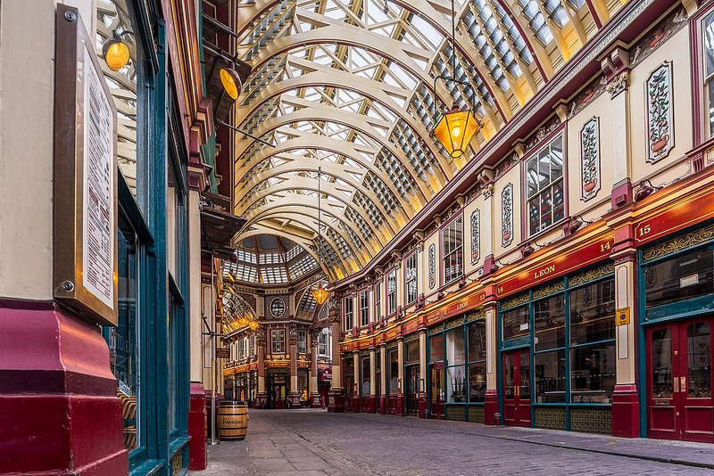 There's plenty for Harry Potter fans to see and do in London. Take a look