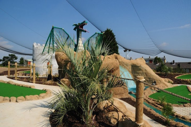 Where Is London's Best Crazy Golf Course?