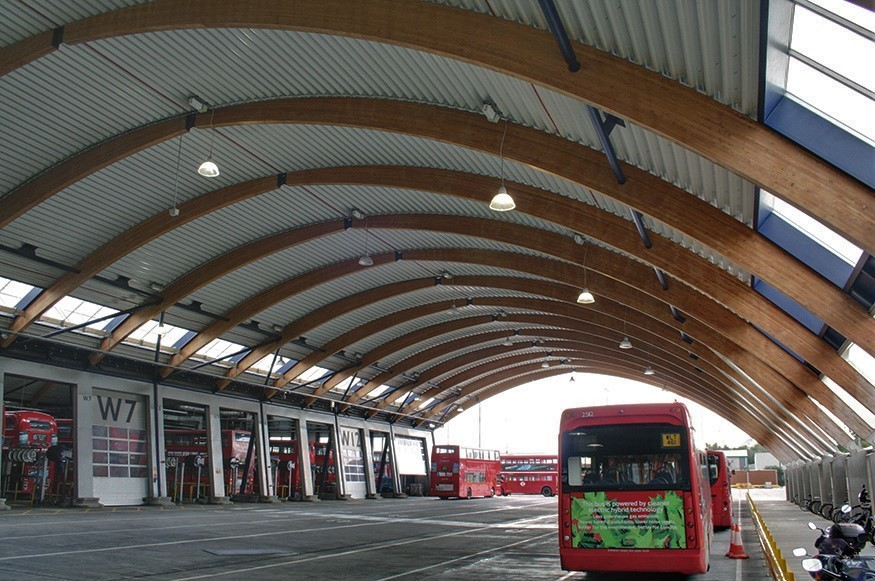 Where Is London's Biggest Bus Station?