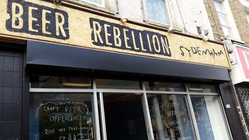 Beer Rebellion Sydenham