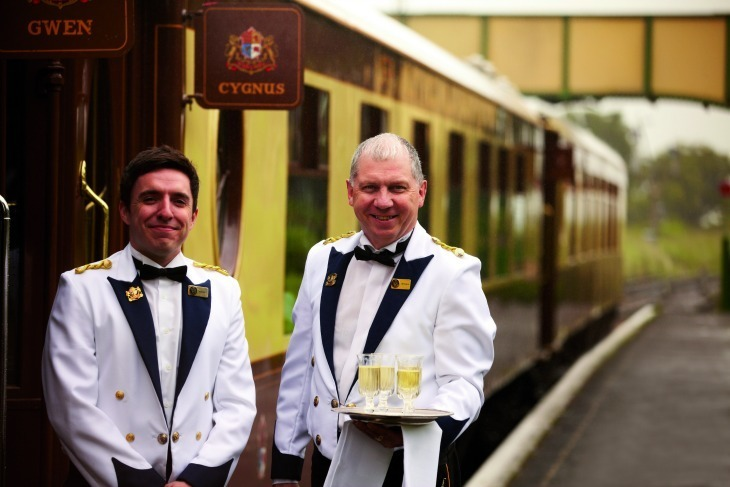 What's It Like Dining On The Belmond British Pullman?