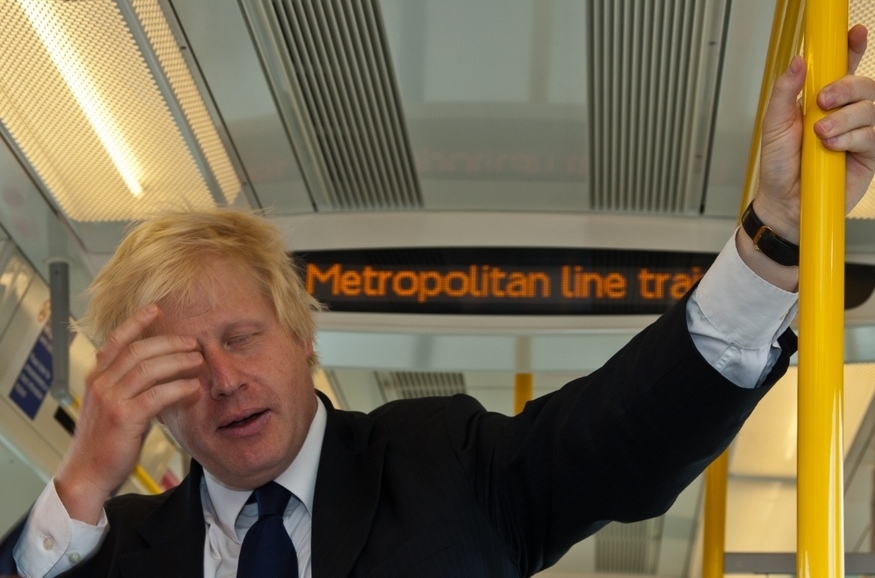 6 things Boris Johnson could do next (we've kept it clean) ->