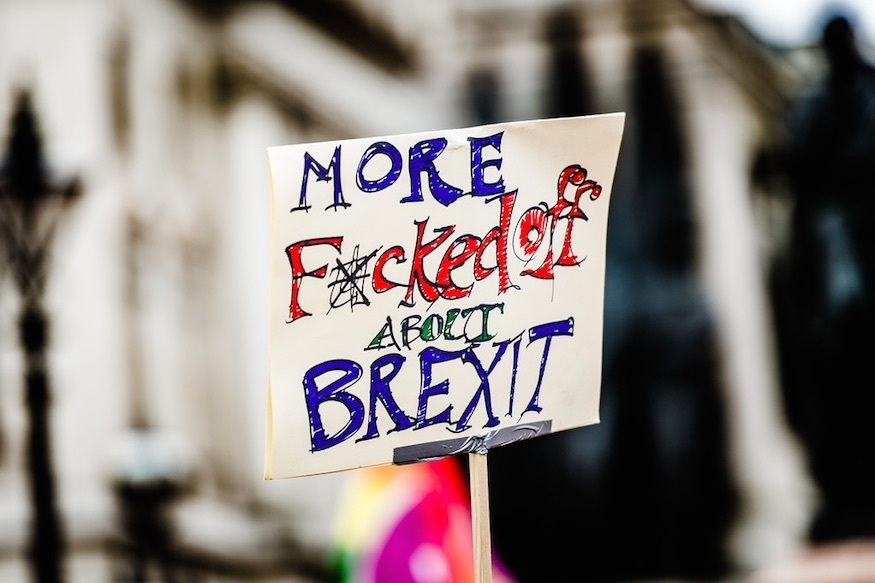New Post-Brexit March Planned For Parliament Square