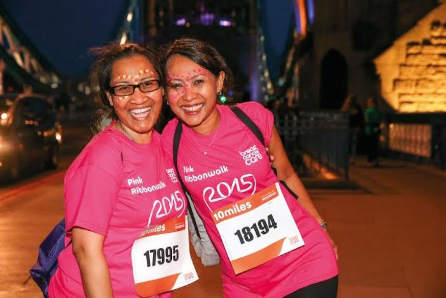 Raise money for @BCCare on this night time London walk
