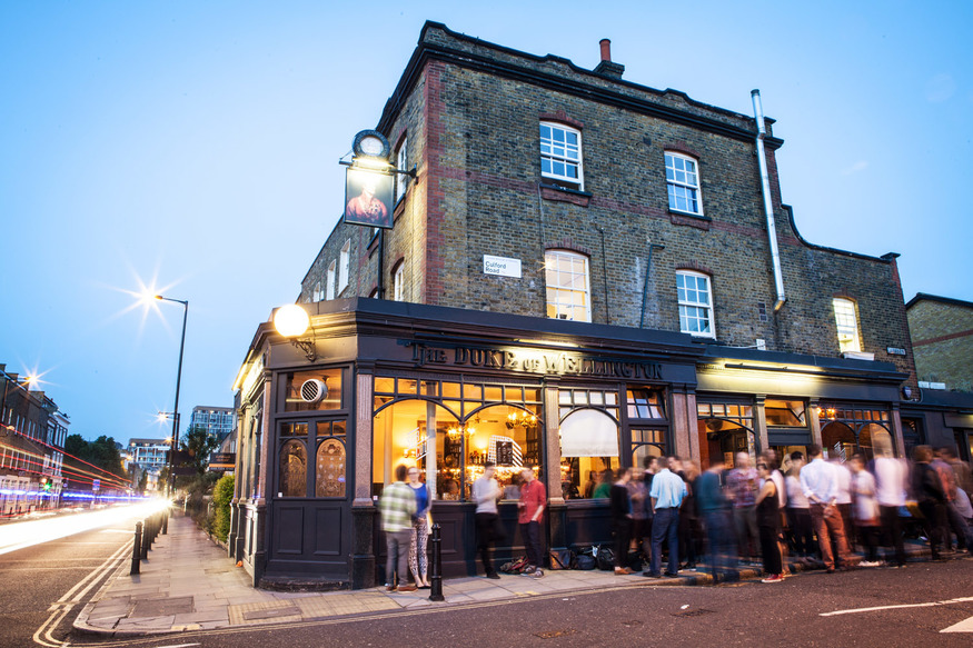 Where To Drink Beer In London This June