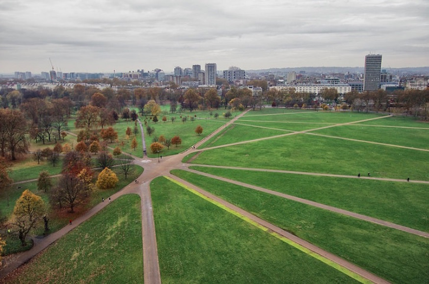 Free Films And Viewing Platform In Hyde Park This Summer