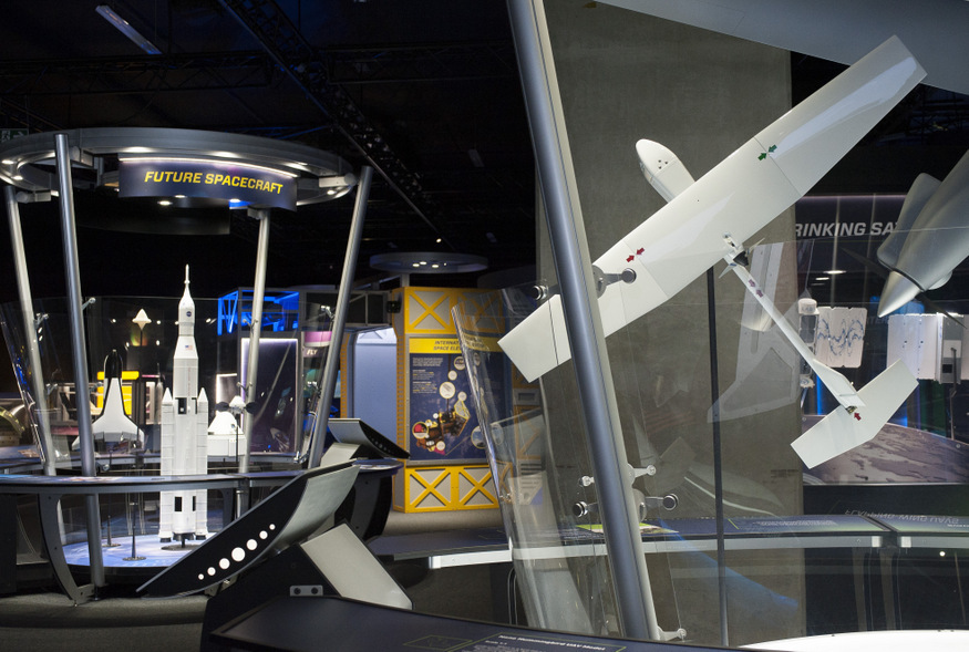 New Flight Exhibition Fascinates Adults And Kids Alike
