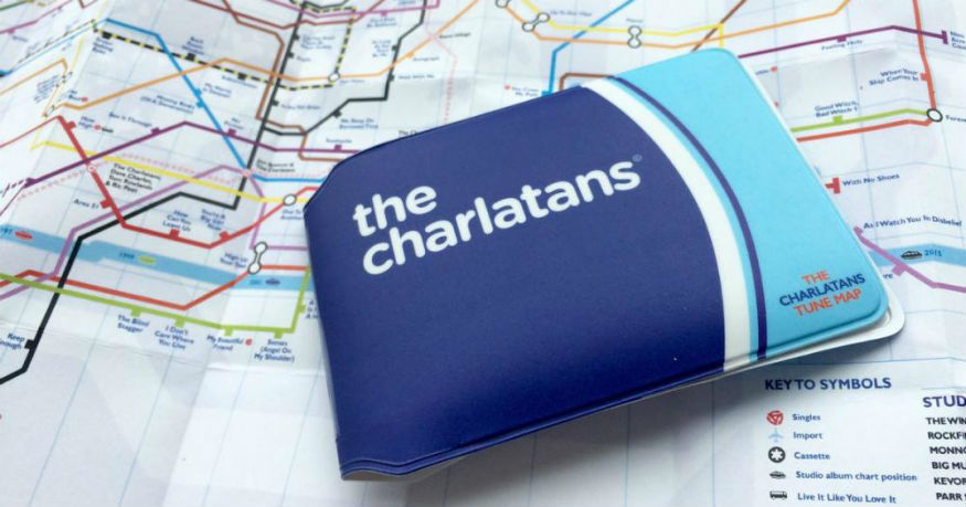 The Charlatans Songs From The Other Side