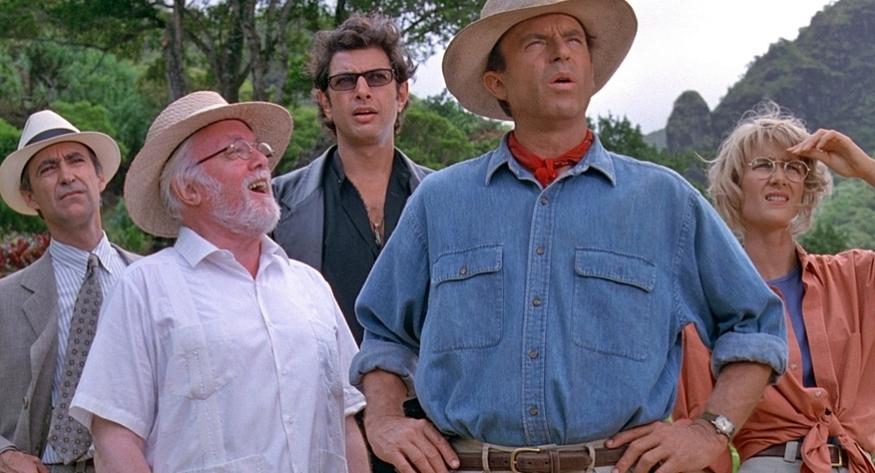 Watch Jurassic Park In The 'Original Jurassic Park'