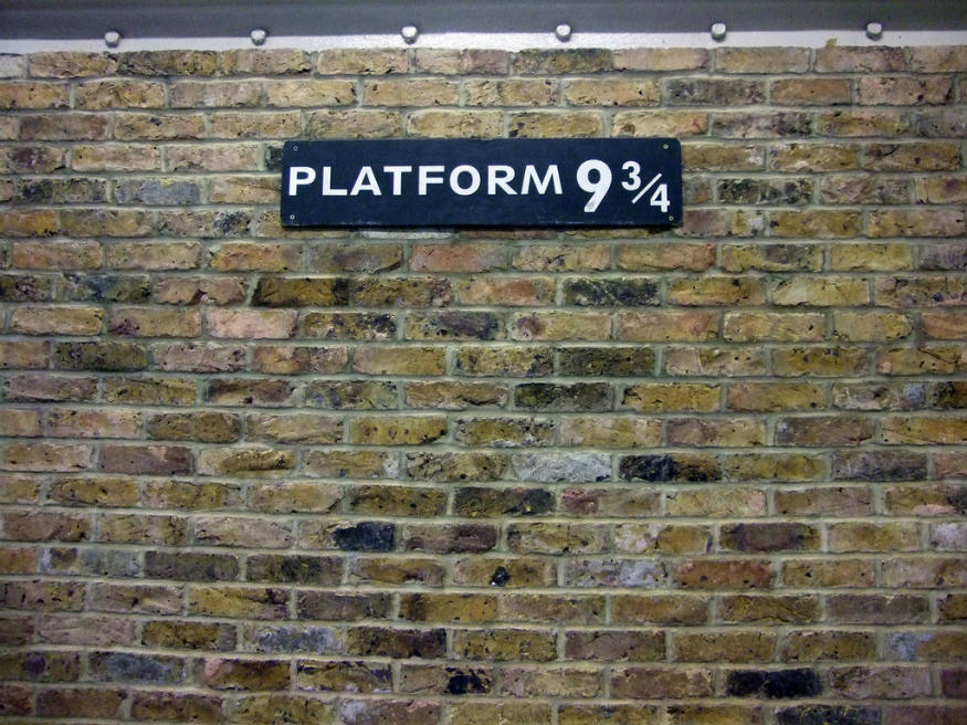 Where To Find Harry Potter In London