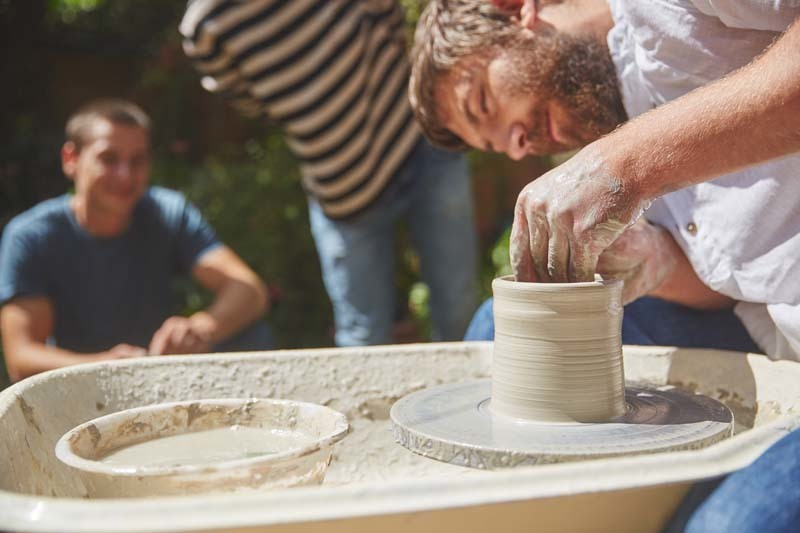 Take Part In This Pottery Masterclass