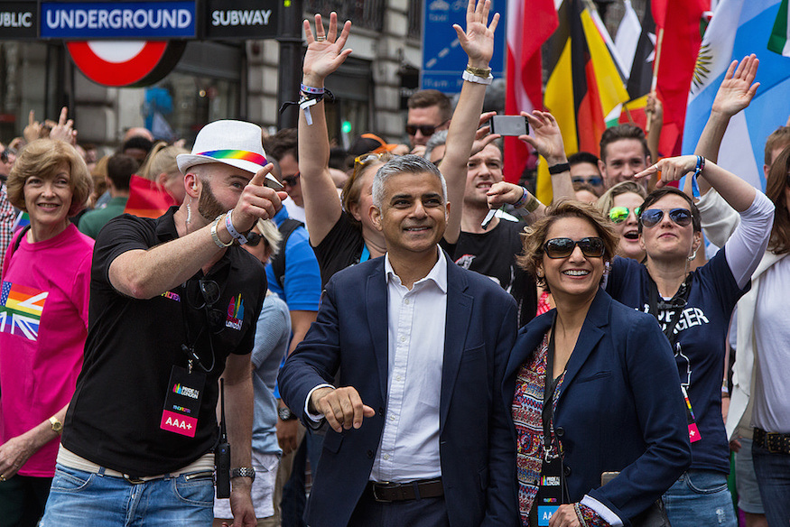 Sadiq Urges Londoners To Stand Guard Against Post-Brexit Hate Crime