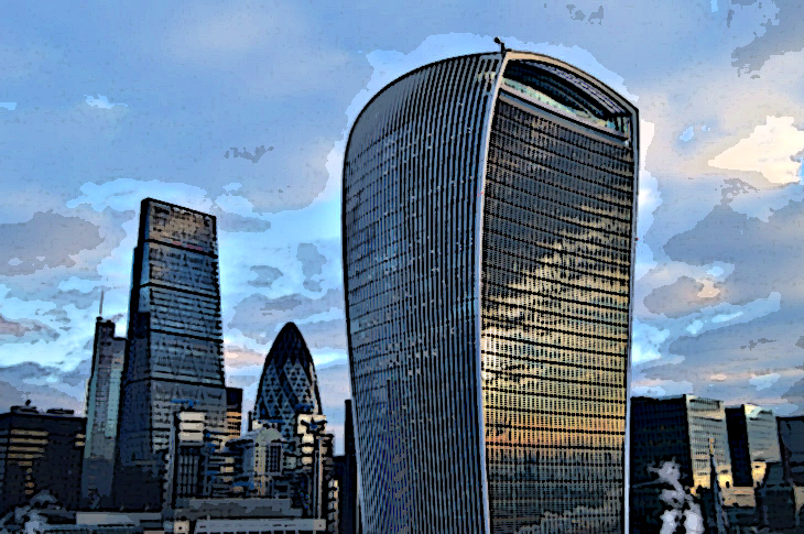 Who Coined The Name 'The Gherkin'?