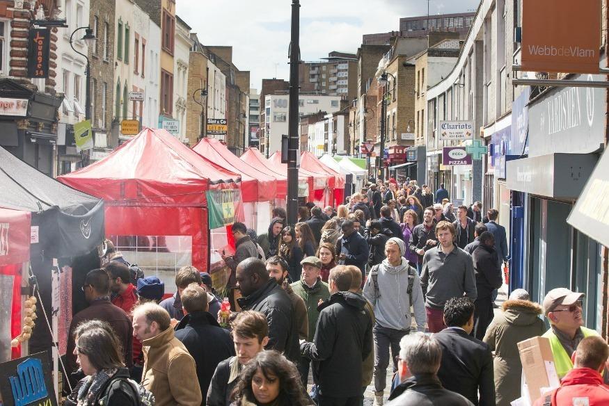 Waterloo Food And Drink Festival