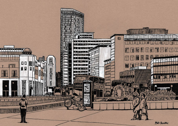 Striking Pictures Show Off Croydon