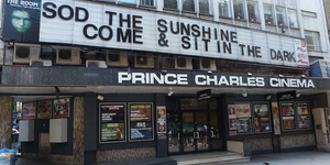 11 Of London's Funniest And Most Poignant Cinema Style Signs