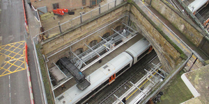 East London Overground Line To Close For A Week