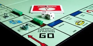 The Monopoly Board... Mapped