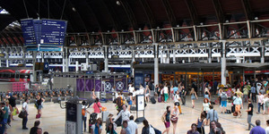 9 Secrets Of Paddington Station