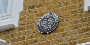 Don't Believe Everything You Read On A London Plaque