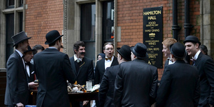 Station Pubs: Hamilton Hall At Liverpool Street