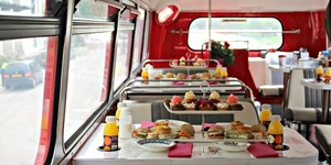 London Double-Deckers With A Difference