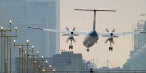 £344m Expansion Announced For London City Airport