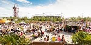 7 Summer Day Trips To Queen Elizabeth Olympic Park
