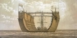 The Strangest Water Craft London Ever Built