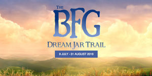 Everything You Need To Know About The BFG Dream Jar Trail