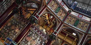 Visit London's Most Glorious Sewage Pumping Station