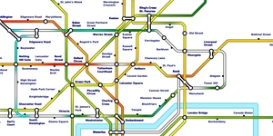 Here's A List Of How Hot Every Tube Station Gets In The Summer