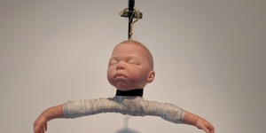 These Creepy Baby Sculptures Will Give You Nightmares