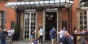 Why you should have a drink at Hamilton Hall in Liverpool Street