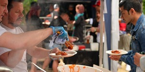 A Hot Wing Festival Is Coming To London This Summer