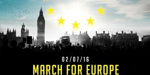 New Brexit Protest Planned: March For Europe This Saturday