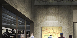 Here's what the new Museum of London will look like: