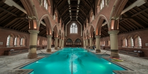 The London Church That's A Swimming Pool