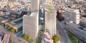 Elephant & Castle set to get more skyscrapers, a bit like tusks