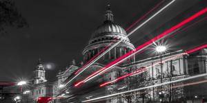 Stunning Photographs Of London At Night