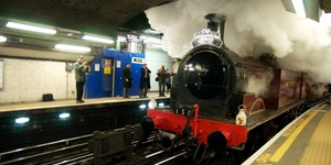Ride A Steam Train On The Tube Line