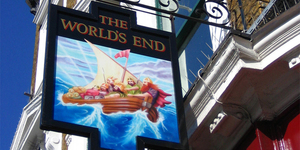 Why Does London Have So Many World's Ends?